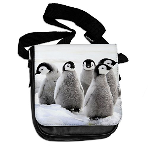 Baby Pinguini Animali Borsa a tracolla 020
