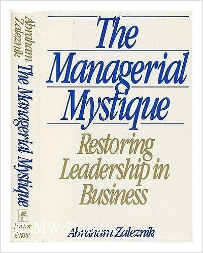 Managerial Mystique