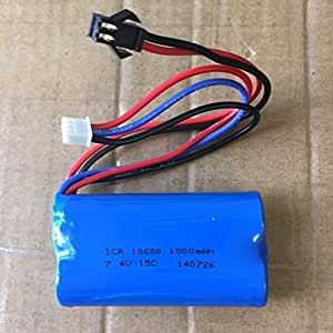 """Syma S033G-27 7.4V Li-ion battery for SYMA S033 GIANT 30"""" ALLOY 3.5CH RC HELICOPTER Spare Parts"""