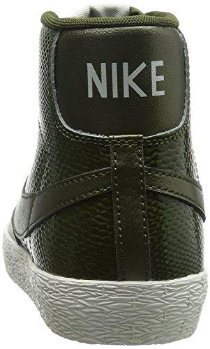 Nike Kvinnor Blazer Mitten Ltr Prm Löparskor Grönt
