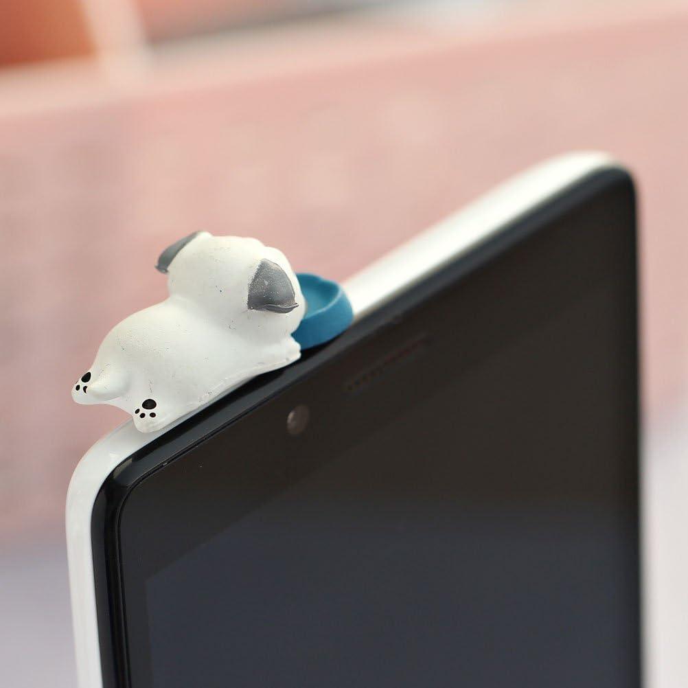 Generic 3.5mm perro anti del polvo de Gato del auricular del ...