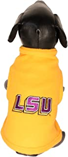 product image for NCAA Louisiana State Tigers Polar Fleece Dog Sweatshirt