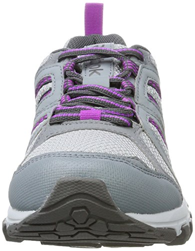 Reebok Damen Dmx Ride Comfort Rs 3.0 Walkingschuhe Grau (Meteor Grey/Asteroid Dust/Ash Grey/Vicious Violet/Cool Grey)