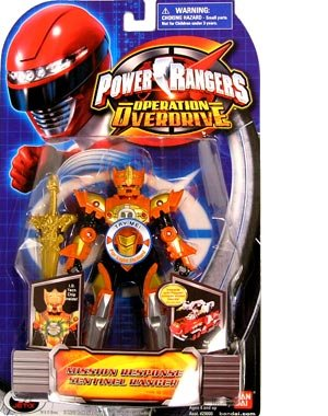Power Rangers Operation Overdrive Games - 3