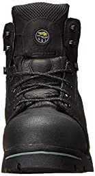 Timberland PRO Men\'s 6 Inch Endurance PR CSA Steel Toe Work and Hunt Boot, Black Full Grain Leather, 11 M US
