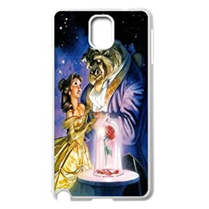 James-Bagg Phone case Beauty And The Beast Pattern Design Case For Samsung Galaxy NOTE3 Case Cover Style-4