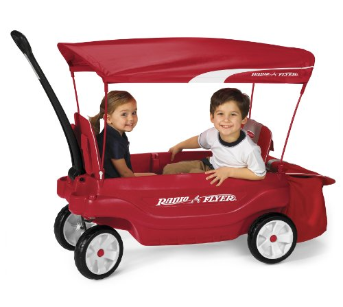 042385903309 - Radio Flyer Ultimate Comfort Wagon carousel main 1