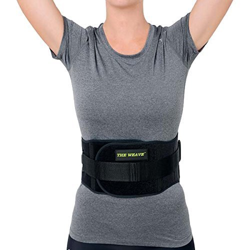 Advanced Orthopaedics The Weave Fitted Back Brace (Small) by Advanced Orthopaedics