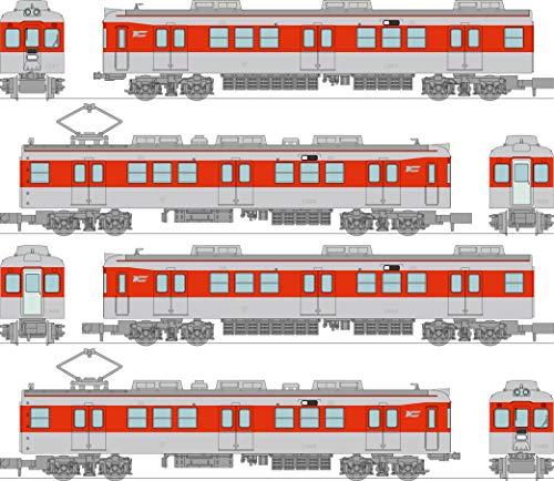 鉄道コレクション 鉄コレ 神戸電鉄 デ1350形 メモリアルトレイン 4両セット ジオラマ用品 (メーカー初回受注限定生産)