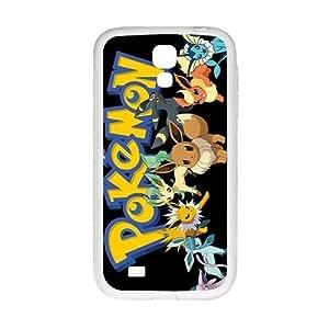 Anime cartoon Pokemon durable Cell Phone Case for Samsung Galaxy S4