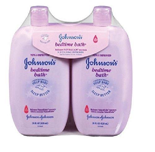 Johnson's Bedtime Baby Bath - 28 fl. oz. - 2 pk.