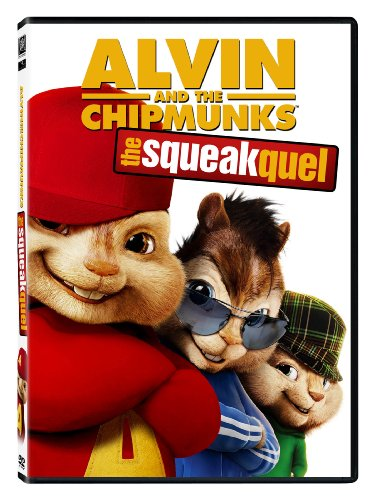 Price comparison product image Alvin and the Chipmunks: The Squeakquel  (Single-Disc Edition)