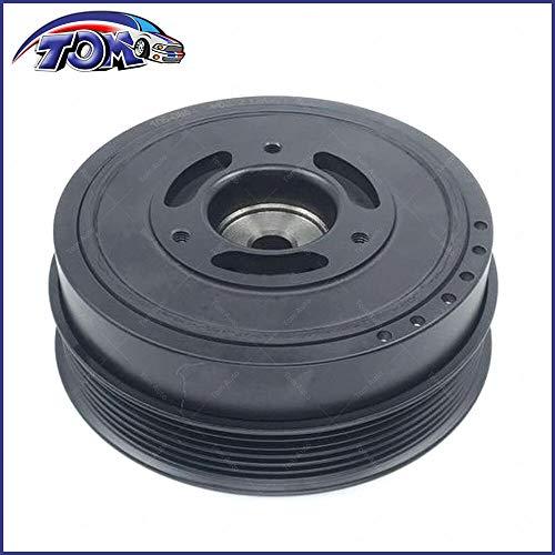 For Mini Cooper S R52 R53 11237525135 New Crankshaft Pulley Vibration - Damper Crankshaft Vibration Pulley