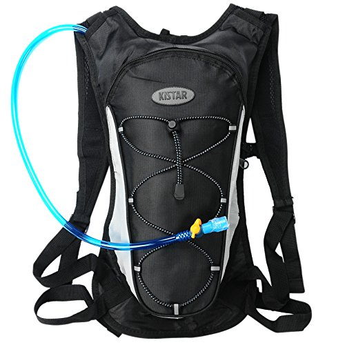 Hydration Backpacks with 2 L Backpack Water Bladder for