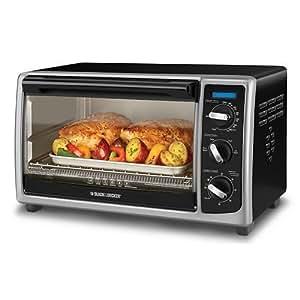 Amazon.com: BLACK+DECKER TO1485B Countertop Oven