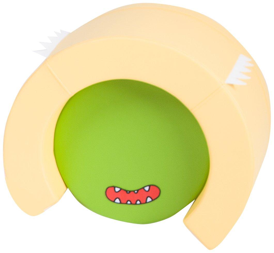 Design Skin Tunnel Sofa, Green/Yellow