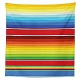 Mexican Decorations Tablecloth