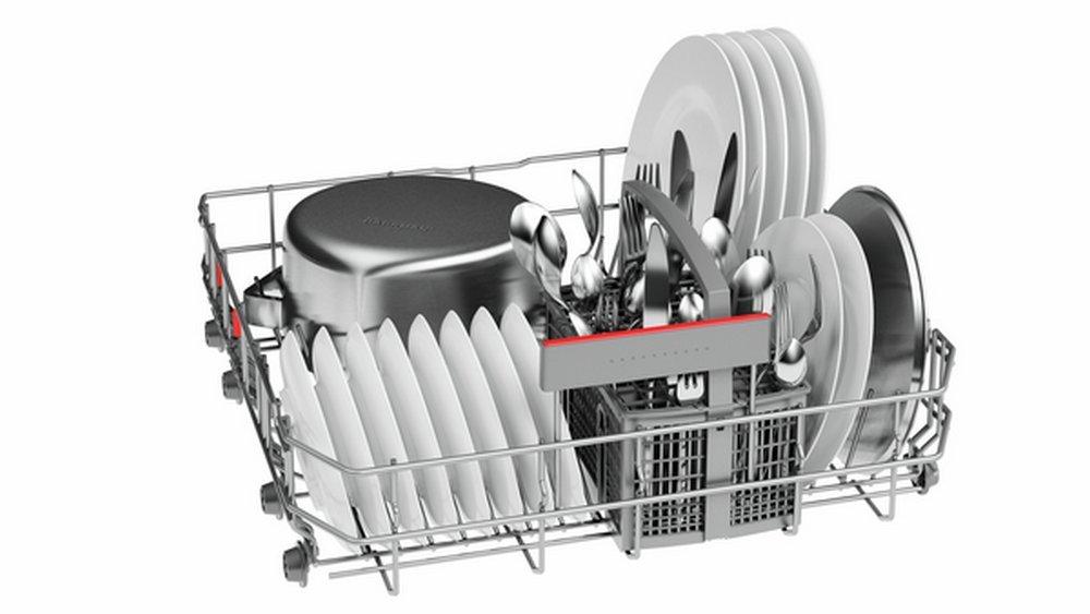 Bosch Serie 4 SMS46IW03E lavavajilla Independiente 13 ...