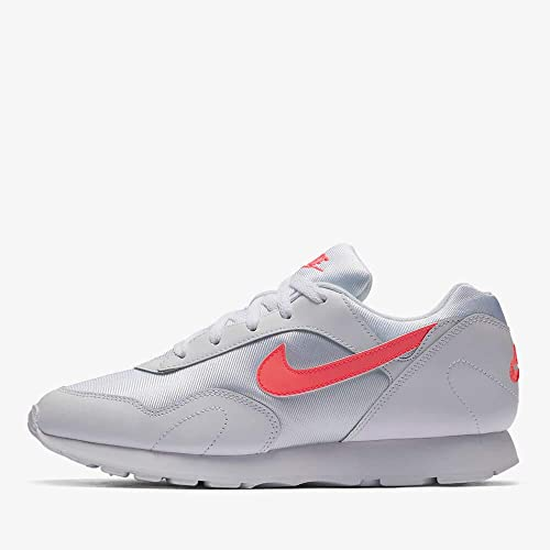 b23682041ac74 Nike Women's Trainers White White White Size: 7.5 UK: Amazon.co.uk ...