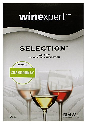 Home Brew Ohio B00FYZ0JO8 FBA_Does Not Apply Winexpert Selection California Chardonnay Wine Kit