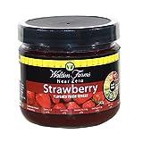 Calories Free Sesame Strawberry Fruit Spread.Sugar FreeCarbohydrate FreeCholesterol FreeFat FreeGluten FreeKosher