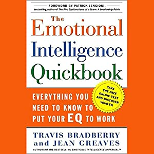 The Emotional Intelligence Quick Book Audiobook