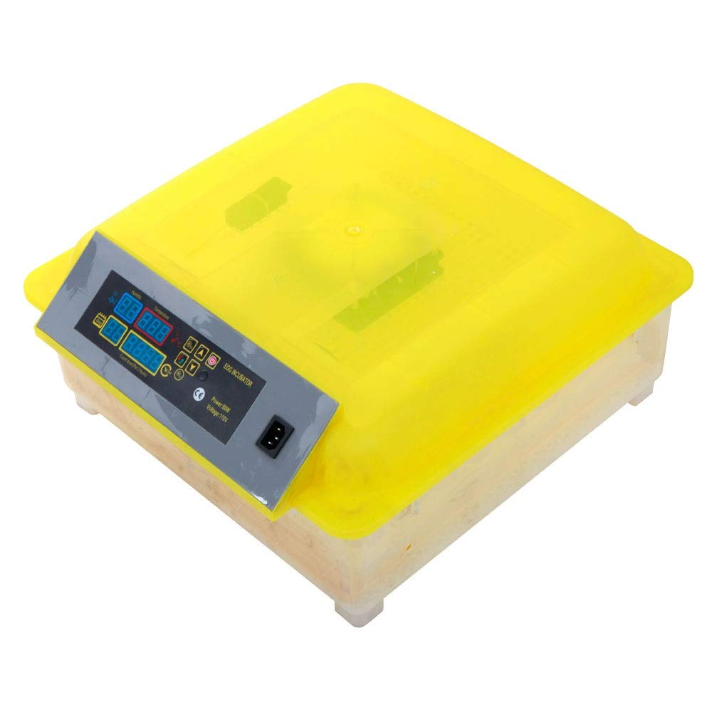 Youtree 56 Eggs Poultry Hatcher Fully Automatic Egg Incubator Brooder Hatcher by Youtree