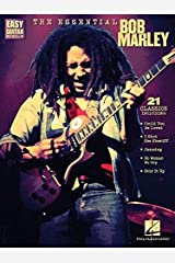 The Essential Bob Marley (Easy Guitar with Notes & Tab) Paperback