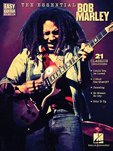 The Essential Bob Marley (Easy Guitar with Notes & Tab)