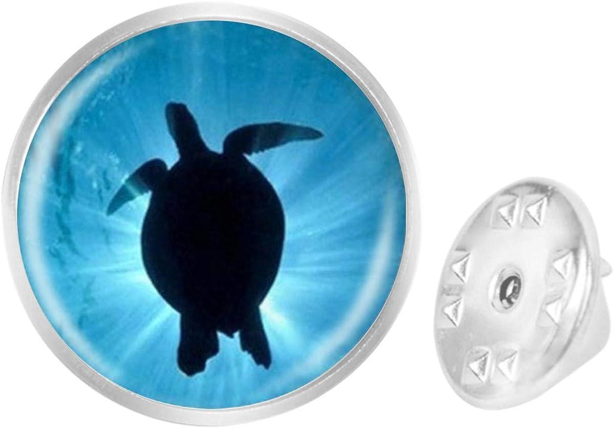 Custom Lapel Pin Brooches Sea Turtle Banquet Badge Pins Trendy Accessory Jacket T-Shirt Bag Hat Shoe