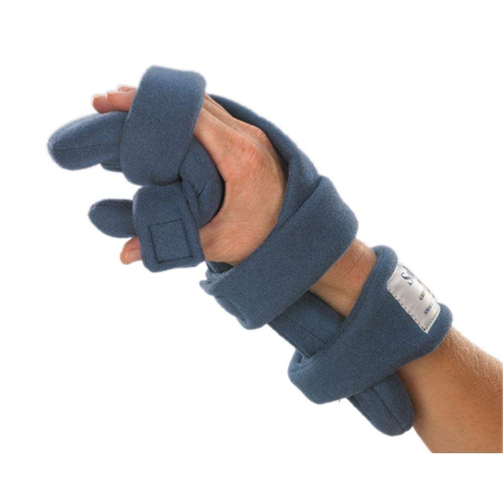 Stroke Hand Brace: SoftPro Functional Resting Hand Splint, Right, Medium by AliMed