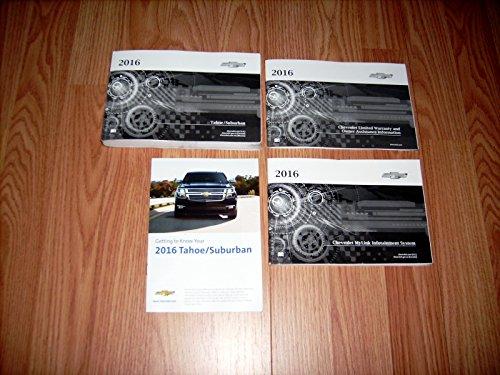 suburban owners manual - 3