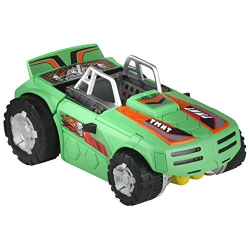 Teenage Mutant Ninja Turtles Mutations Turtle Turbo Charger Mutating Vehicle (Ninja Turtle Car)
