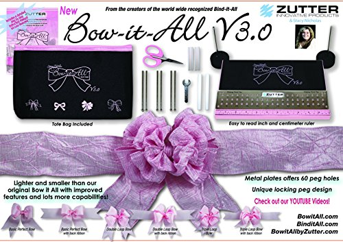 Zutter 7650 Bow it All V3.0 Bow-It-All V3.0