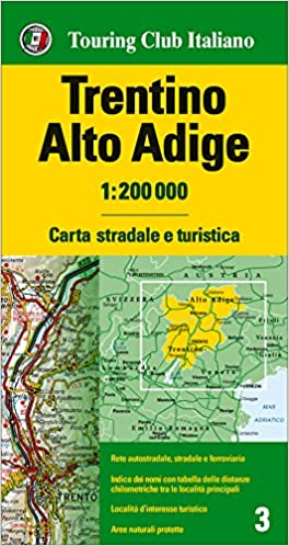 Trentino Alto Adige (English, Spanish, French, Italian and German Edition)