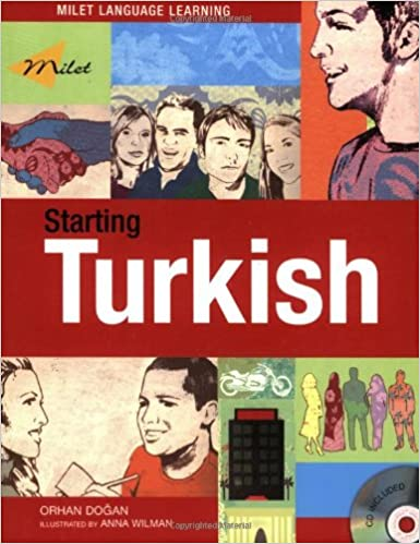 Book Starting Turkish