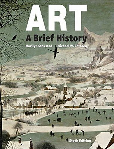 Art: A Brief History (6th Edition)