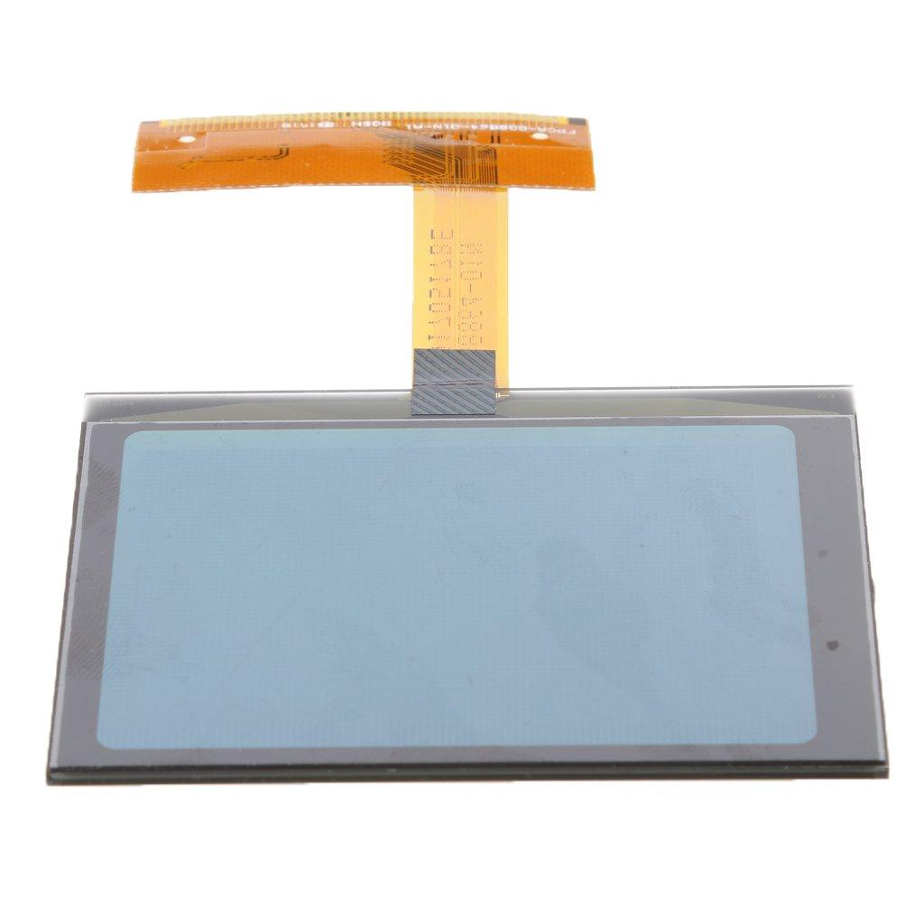 Flameer LCD Repair Cluster Speedometer Display Screen For Audi A6 C5 4B Series by Flameer (Image #5)