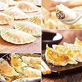 Allnice 6 Pcs Dumpling Maker and Cutter Set