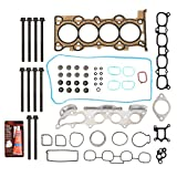 Evergreen HSHB8-20720 Head Gasket Set Head Bolt