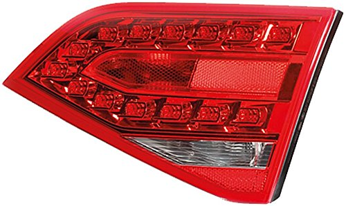 HELLA AUDI A4 8K2 B8 Sedan 2008-2011 Inner LED Tail Light Rear Lamp (Rear Combination Lights Tail Lamps)