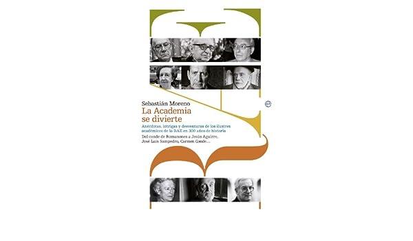Amazon.com: La Academia se divierte (Spanish Edition) eBook ...