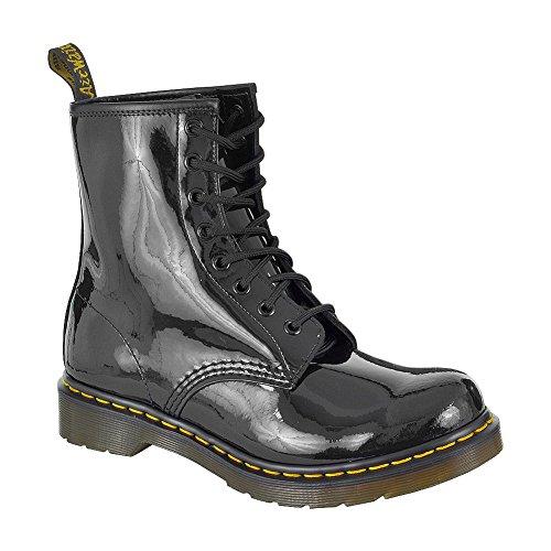 Black 1460 Dr Martens Boots Patent wZaxPAXq