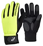 Elite Cycling Project Malmo Waterproof Winter Cycling Gloves Padded Palms Thinsulate Lined Green M