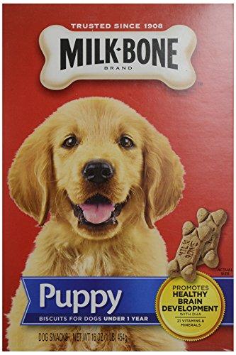 Milk Bone Puppy (Milk-Bone Puppy Biscuits, 16 oz)
