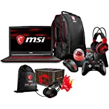 MSI GL73 8RC-032 (i7-8750H, 16GB RAM, 128GB SATA SSD + 1TB HDD, NVIDIA GTX 1050 4GB, 17.3 Full HD, Windows 10) Gaming Notebook