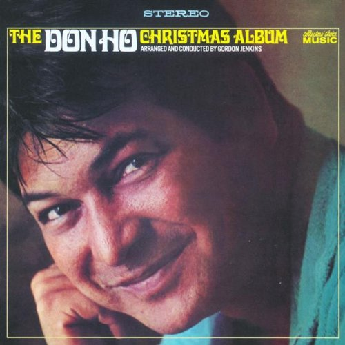 Don Ho Christmas Album by Collector's Choice