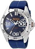 BOSS Orange Men's 1513286 berlin Analog Display Quartz Blue Watch