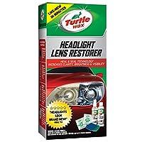 Turtle Wax T-240KT Kit de restaurador de lentes de faros