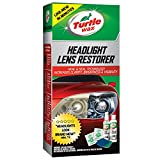 Automotive : Turtle Wax T-240KT Headlight Lens Restorer Kit